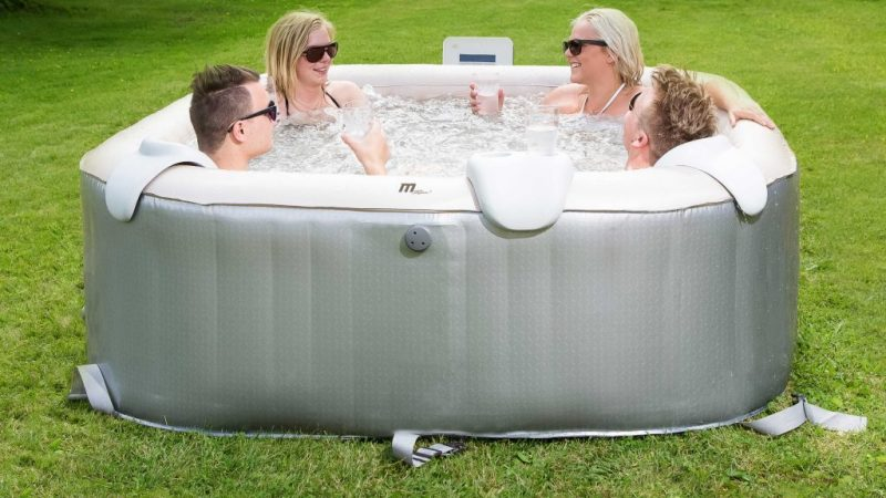 guide d'achat jacuzzi gonflable