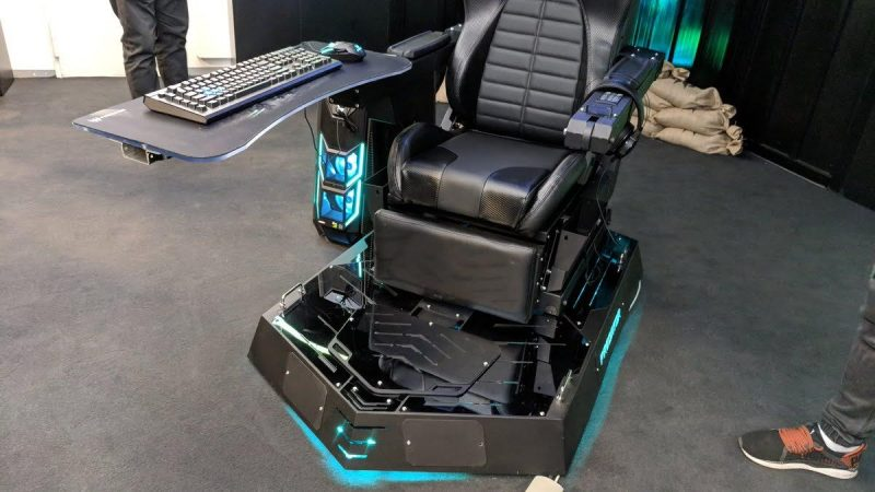 gaming fauteuil review